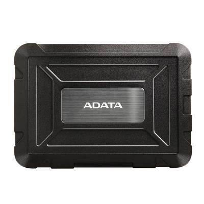 ADATA ED600 Behuizing - Zwart