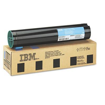 Ibm Toner Cyan Pages 22000 toner - Cyaan