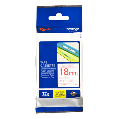 Brother TZE-242 labelprinter tape