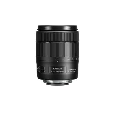 Canon camera lens: EF-S 18-135mm f/3.5-5.6 IS USM - Zwart