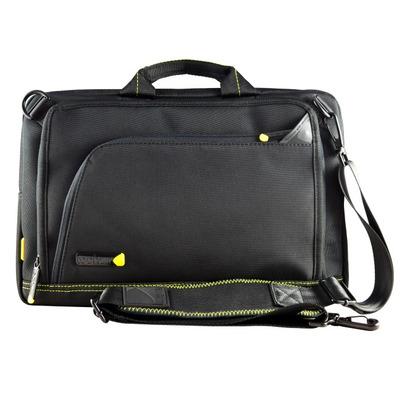 "Tech air Laptop Bag, 14.1"", 2 compartments, Polyester, Black Laptoptas"