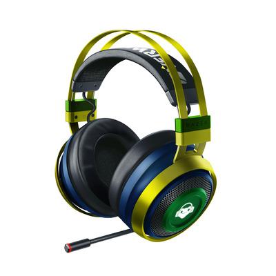 Razer Nari Ultimate Wireless Headset - Overwatch Lucio Ed. Koptelefoon