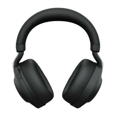 Jabra Evolve2 85 UC Stereo USB-A Headset - Zwart