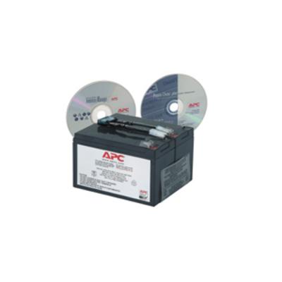 APC Replacement Battery Cartridge #9 UPS batterij