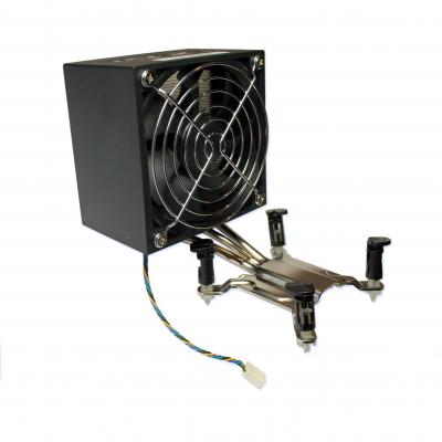 Shuttle Accessory PM65 ICE Genie3 CPU Cooling including 92mm Heatpipe fan for SG41J1 & SG41J4 Series Hardware .....