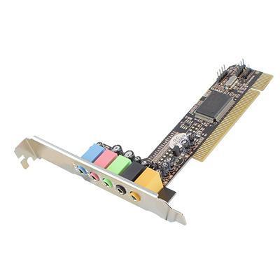 Ewent geluidskaart: PCI Soundcard 5.1