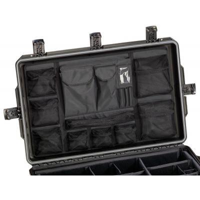 Peli Utility Organizer for iM2950/iM2975 Storm Travel Case Case accessoire - Zwart