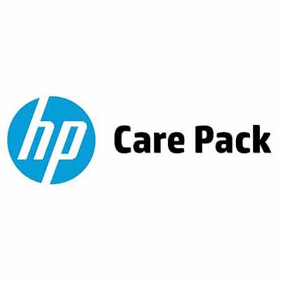 Hewlett Packard Enterprise U4JD4E aanvullende garantie