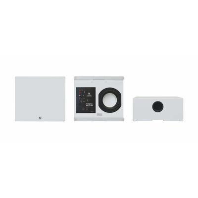 "Kramer Electronics 8–Inch Powered, 50W, 30 - 600 Hz, 95 dB, 8"" Subwoofer - Zwart,Wit"