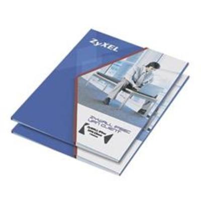 Zyxel E-iCard 1y 100 dev. Software licentie