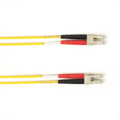 Black Box FOCMR10-003M-LCLC-YL fiber optic kabel