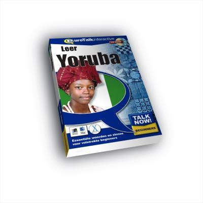 Eurotalk educatieve software: Talk Now, Leer Yoruba