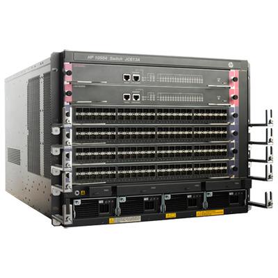 Hewlett packard enterprise netwerkchassis: 10504 - Grijs