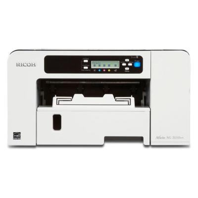 Ricoh inkjet printer: Aficio SG 3110DN - Zwart, Cyaan, Magenta, Geel