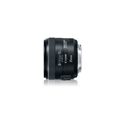 Canon camera lens: EF 35mm f/2 IS USM - Zwart