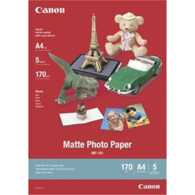Canon Matte Photo Paper Fotopapier