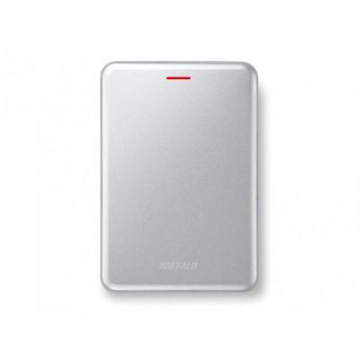 Buffalo : MiniStation SSD Velocity 480GB - Zilver