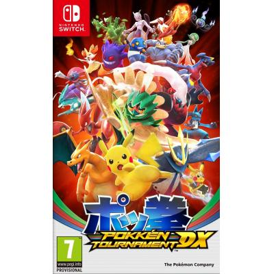 Nintendo game: Pokken Tournament  DX  Switch