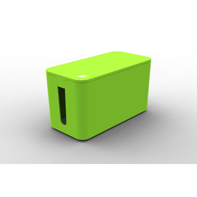 Bluelounge CableBox Mini Surge protector - Groen
