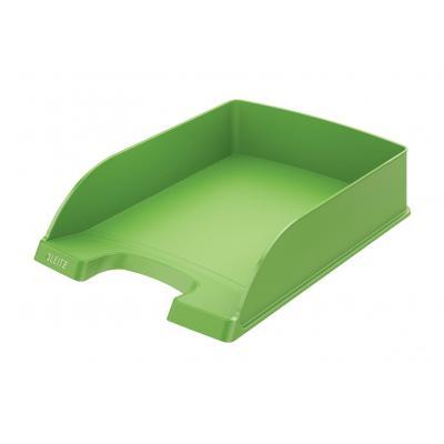 Leitz brievenbak: 255 x 70 x 357mm, Polystyrene, light green - Groen