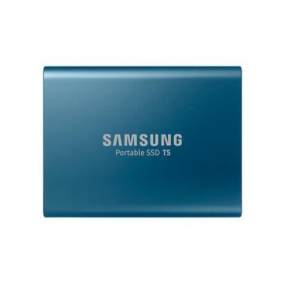 Samsung : MU-PA500B USB 3.1 500GB SSD - Blauw