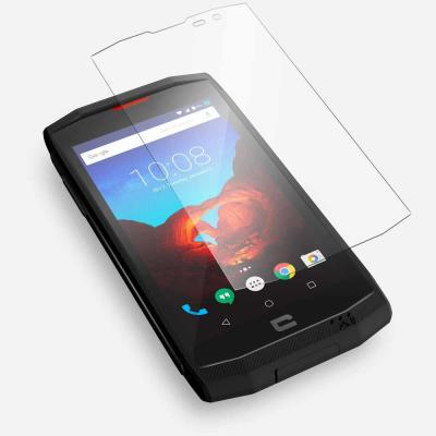 Crosscall Tempered Glass for ACTION-X3, 9H, Oleophobic Screen protector - Transparant
