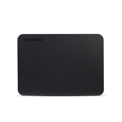 Toshiba Canvio Basics Externe harde schijf - Zwart