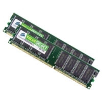 Corsair VS2GBKIT533D2 RAM-geheugen