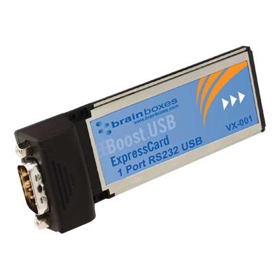 Lenovo Brainboxes VX-001-001 ExpressCard 1 Port RS232 Interfaceadapter