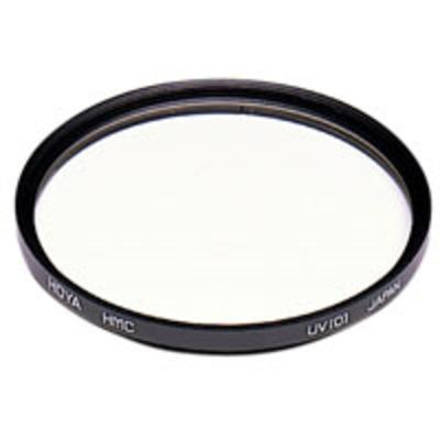 Hoya camera filter: HMC UV Filter 52mm - Zwart