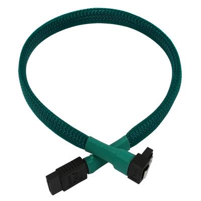 Nanoxia 900500030 ATA kabel - Zwart, Groen