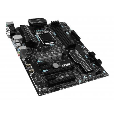 Msi moederbord: B250 PC MATE