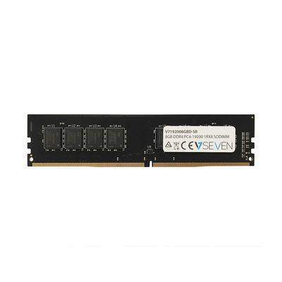 V7 8GB DDR4 2400MHz DIMM Desktop Memory Module RAM-geheugen