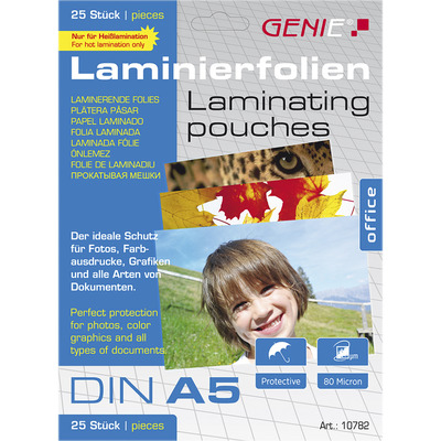 Genie 10782 Laminatorhoes