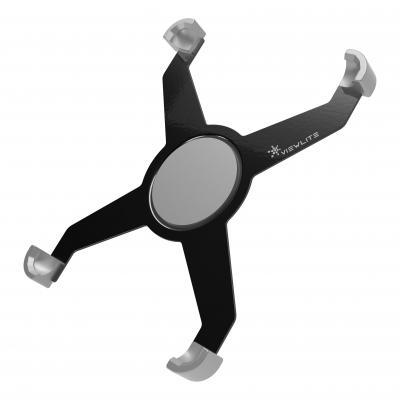 Dataflex houder: Viewlite iPad-houder - optie 033 - Zwart