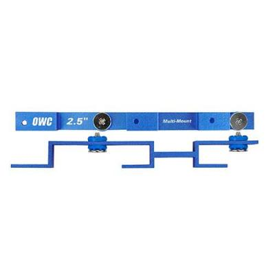 """OWC Multi-Mount, 6.35 cm (2.5"""") to 8.89 cm (3.5"""") (x2) and 8.89 cm (3.5"""") to 13.335 cm (5.25"""") bracket and cable set ....."""