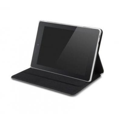 Acer tablet case: Portfolio Case B1-81x - Zwart