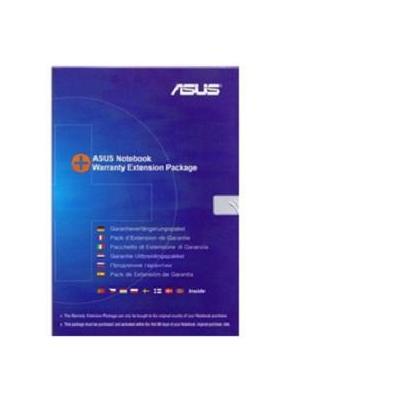 Asus garantie: 3Y, LOSS NBD