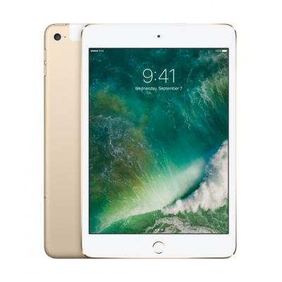 Apple mini 4 Wi-Fi + Cellular 32GB - Gold Tablets - Refurbished B-Grade