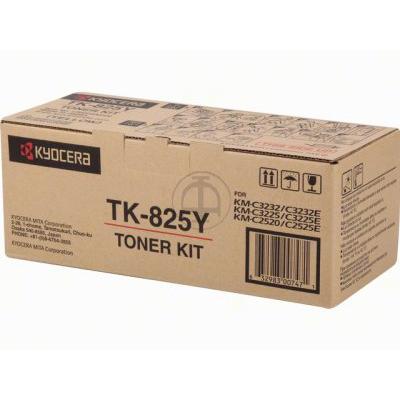 KYOCERA TK-825Y Toner - Geel