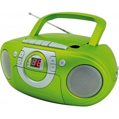Soundmaster CD-radio: SCD5100 - Groen