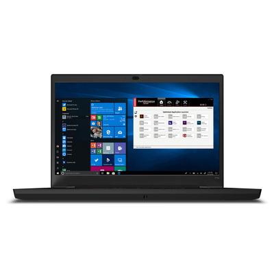 Lenovo ThinkPad P15v Laptop - Zwart