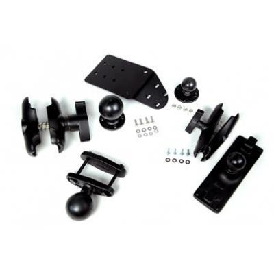 Honeywell RAM Mount Kit for VMC and Keyboard - Clamp Base, Short Arm Montagekit - Zwart