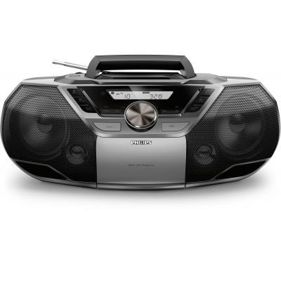 Philips CD-radio: AZB790/12 - Zwart, Zilver