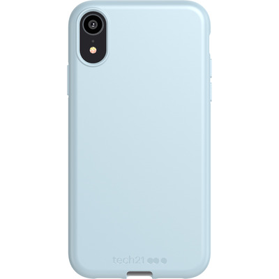 Antimicrobial Backcover iPhone Xr - Let Off Steam - Grijs / Grey Mobile phone case