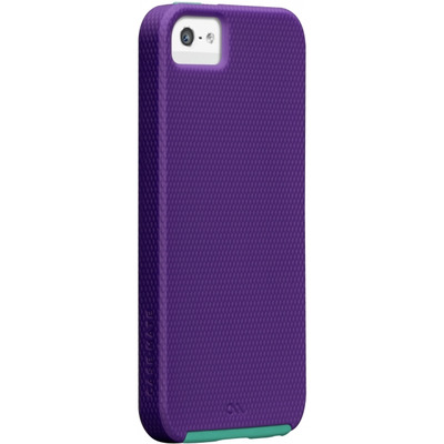Case-mate Tough iPhone 5 Mobile phone case - Blauw, Paars, Violet