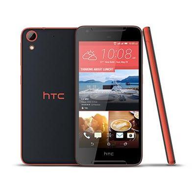 Htc smartphone: Desire 628 32GB (Dual Sim) - Blauw, Oranje