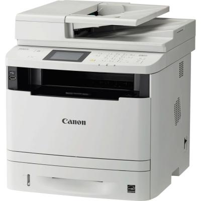 Canon multifunctional: i-SENSYS MF411dw - Wit