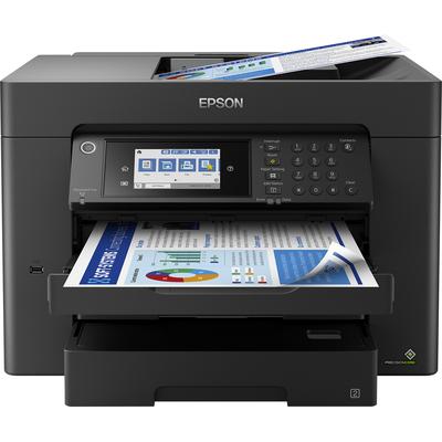 Epson WorkForce Pro WF-7840DTWF Multifunctional - Zwart,Cyaan,Magenta,Geel