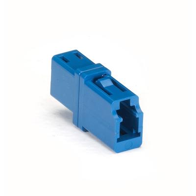 Black Box Fiber Optic Coupling - Multimode, Simplex - Blauw